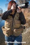 The Colorado Photography Vest for women