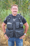 Alaskan Photography Vest by The Vest Guy, Custom photo vest, photography accessories