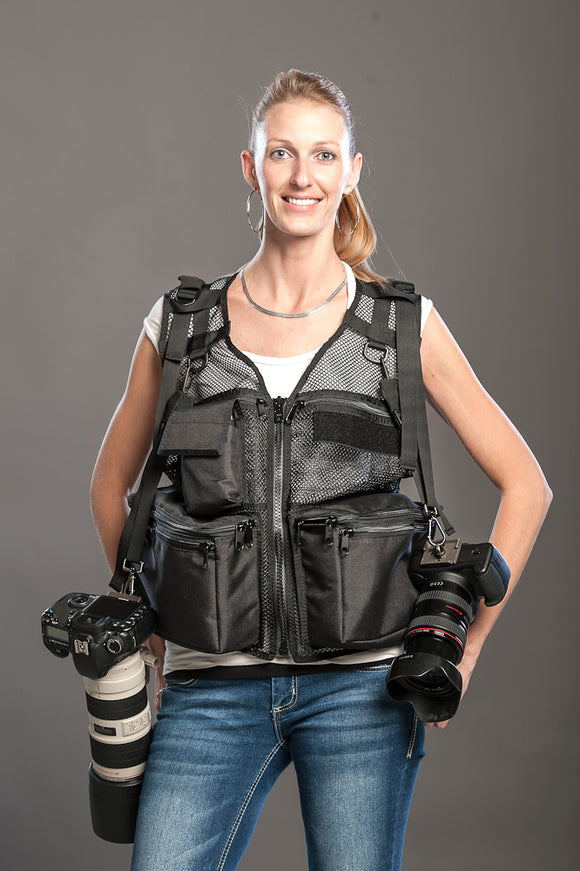 Wedding Photographer Vest
