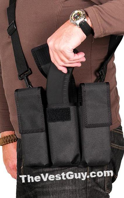 AK-47 Triple Mag Shoulder Sling
