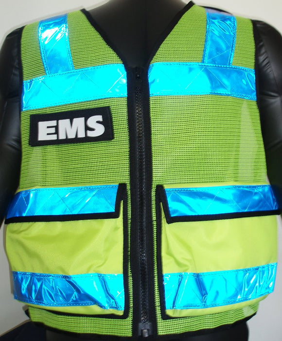 EMS Mesh Vest with reflective