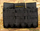 AR15 Triple Mag MOLLE pouch