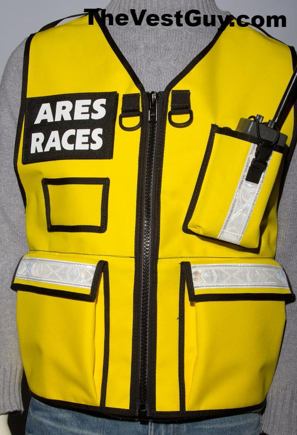 Ares Races Safety Vest