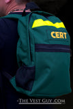 CERT Back Pack -B