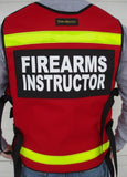 Range Safety Officer Reflective Vest