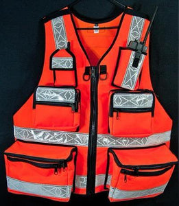 ANSI II Fire Photography Vest