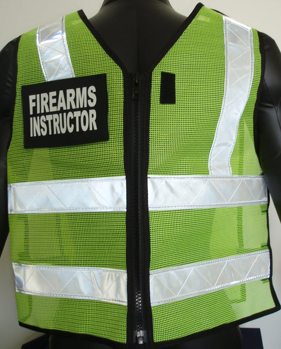 Mesh ANSI II Firearms Instructor Vest by TheVestGuy.com