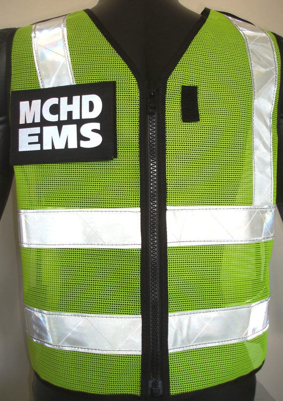 MCHD ANSI II Adjustable Vest