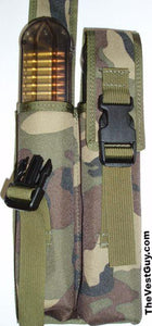 P90 Modular MOLLE Double Mag Pouch