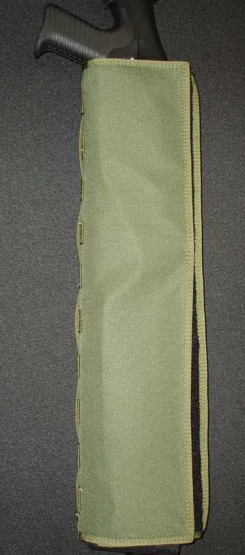 Molle Scabbard Pouch
