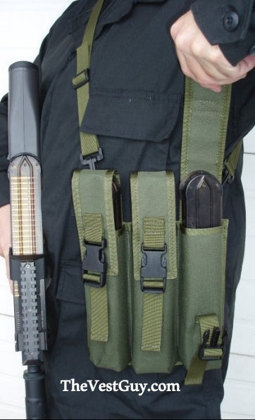 P90 Triple Mag Shoulder Sling
