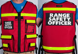 Red Range Safety Officer