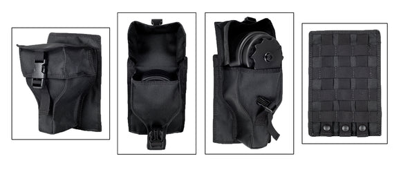 Xs-Capacity Drum Pouch-Molle