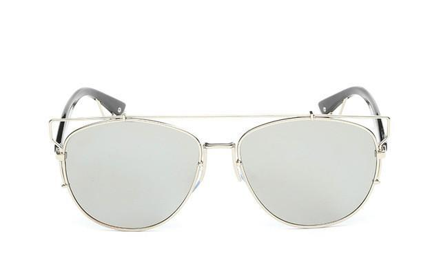 Women's Aviator Sunglasses w/ Support Frame