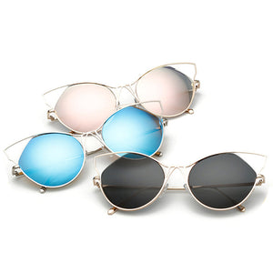 Women's Cat Eye Sunglasses - Vogue Style