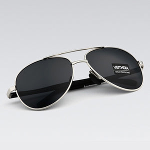 Men's Aviator Sunglasses (Polarized)
