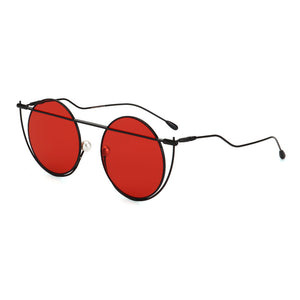 Unique Round Women's Sunglasses