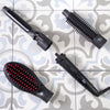 Deluxe 3 In 1 Styling Set - Black - RoyaleUSA