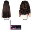 Infinite Curls Tourmaline Curling Wand - Pink - RoyaleUSA