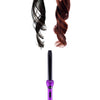 Cool Tip/Soft Touch Curling Wand 25MM - Purple Lilac - RoyaleUSA