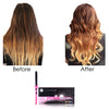 Cool Tip/Soft Touch Tourmaline Curling Wand 25MM - Hot Pink - RoyaleUSA