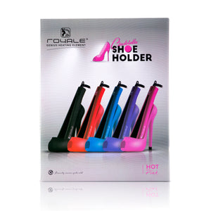 Cinderella Shoe Hair Tools Holder - Hot Pink - RoyaleUSA