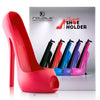Cinderella Shoe Hair Tools Holder - Red - RoyaleUSA