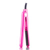 "Mini 0.5"" 100% Ceramic Plates Hair Straightener - Hot Pink - RoyaleUSA"