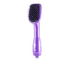 3 in 1 Drying Brush, Styler, & Detangler - Purple - RoyaleUSA