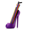 Cinderella Shoe Hair Tools Holder - Purple - RoyaleUSA