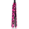 Full Set 100% Ceramic Plates Straightener, Mini Straightener and Curling Wand - Pink Leopard - RoyaleUSA