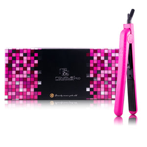 Royale Hot Pink Classic Hair Straightener - RoyaleUSA