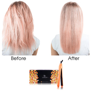 Classic Hair Straightener - Orange Citrus - RoyaleUSA