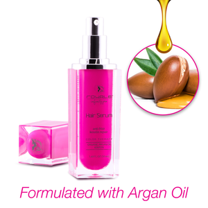 Argan Oil & Keratin Hair Serum