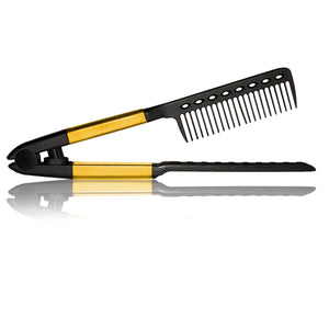 Tension Comb - Gold - RoyaleUSA