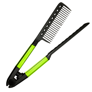 Royale Lime Green Tension Comb