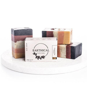Cream and Clay Conditioning Soap