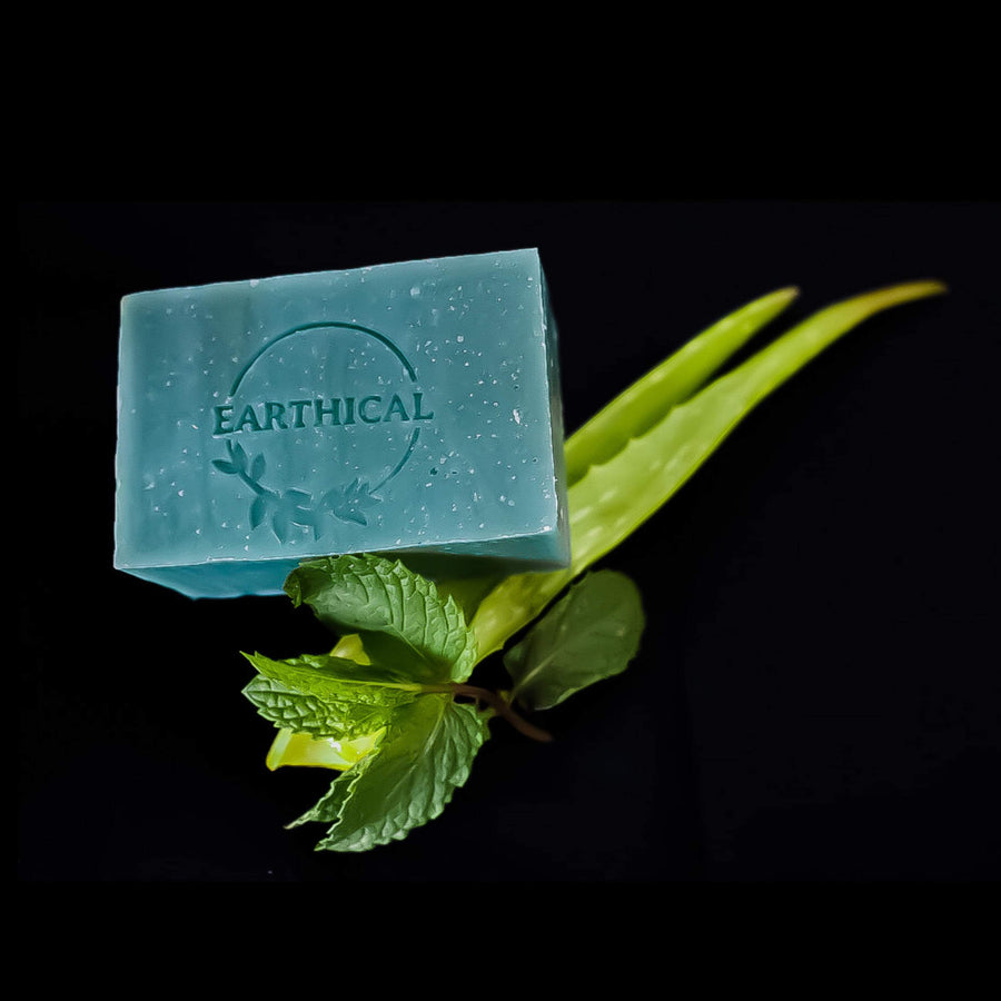 Aloe Cool Mint Soap