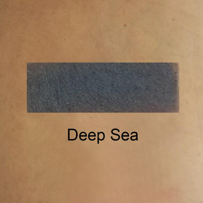 Deep Sea - Turquoise and Aqua Eye Shadow
