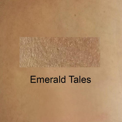 Emerald Tales - Deep Gold Eye Shadow