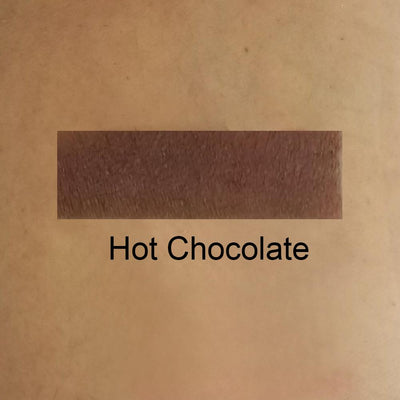 Hot Chocolate - Rich Chocolate Brown Eye Shadow with a Shimmer