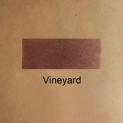 Vineyard - Red Grape Eye Shadow with a Light Brown Shimmer