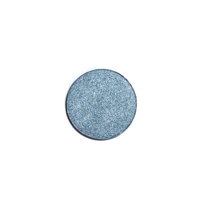 Frost Bite - Medium Smoky, Ice Blue Eye Shadow