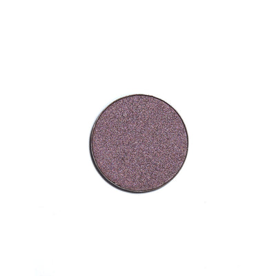Glamour - Medium Rose Brown Eye Shadow with Silver Shimmer