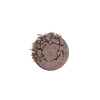 Stripped - Medium Tan-Brown Eye Shadow with A Hint of Silver Shimmer