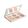 All Glown Up - Pink/Gold 6 Color Eye Shadow Pallete