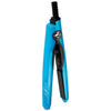 Mini Flat Iron 0.5″ Ceramic Tourmaline - Sky Blue - RoyaleUSA