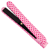 Soft Touch Classic Hair Straightener - Pink Polka-Dots - RoyaleUSA