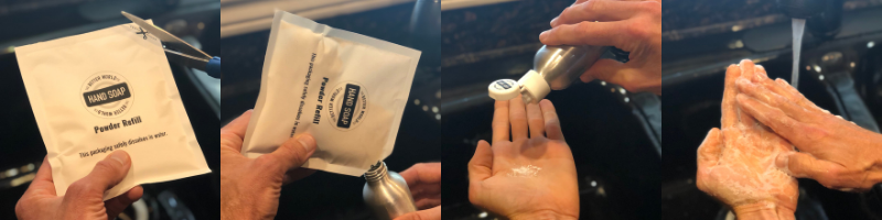 Hand Soap How-To