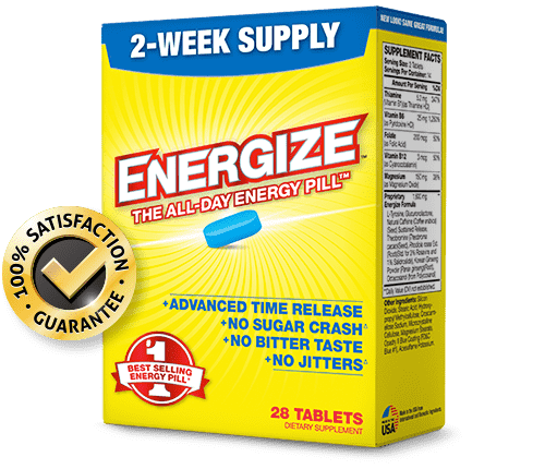 Energize Energy Pills